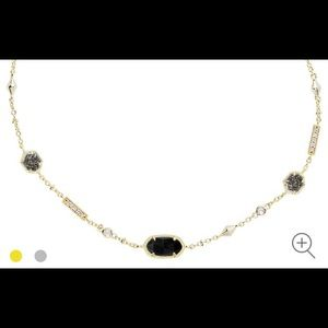 EUC Kendra Scott Maddie necklace
